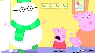 Peppa Pig: Making a Paper Airplane thumbnail