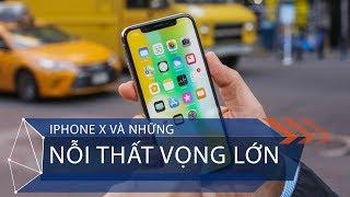 iPhone X và những nỗi thất vọng lớn | VTC1