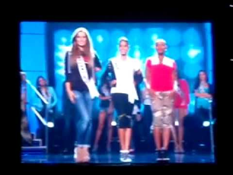 miss universe 2010 crowning rehearsal youtube