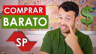 17 Lugares para Comprar BARATO em São Paulo