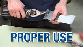 Video How to Use Tin Snips - Great Tech Tip from Eastwood download MP3, 3GP, MP4, WEBM, AVI, FLV November 2017