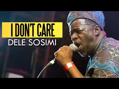 Dele Sosimi - I Don't Care (Felabration 2016)
