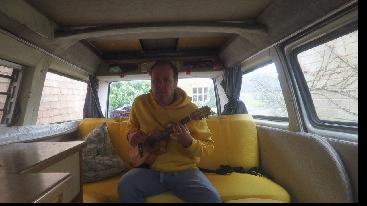 New Classical piece - played in my 1984 VW Campervan.