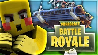 FORTNITE DANS MINECRAFT WTF ? ( BATTLE PASS - BATTLE ROYALE ) ElysionPvP