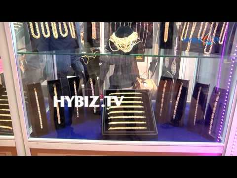 Royal Gold and Diamonds-UBM Jewellers Expo Hyderabad Exhibition 2017 | Hybiz
