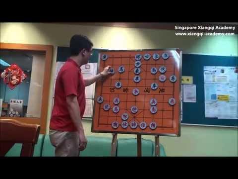 Xiangqi Masterclass by IGM Alvin Woo Part 1/3