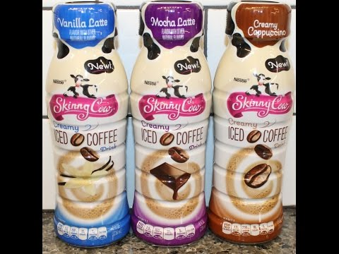 skinny-cow-creamy-iced-coffee:-vanilla-latte,-mocha-latte-and-creamy-cappuccino-review