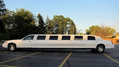 Chicago Limousine service 14Pax Lincoln