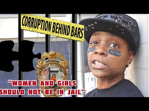 Young Woman Tells her Truth about Corruption Behind Bars ?