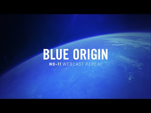 Blue Origin successfully launches and lands its New Shepard