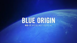 Replay of NS-11 Webcast