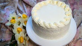 Как собрать бисквитный торт