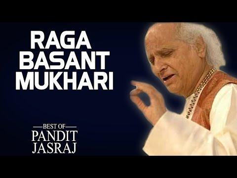 Raga Basant Mukhari - Pandit Jasraj (Album: The Best Of Pandit Jasraj)