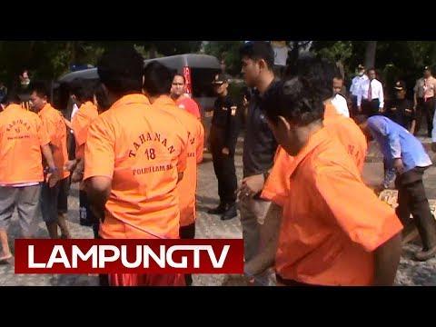 Ramadhan, Puluhan Penjahat Ditangkap di Lampung Selatan Mp3