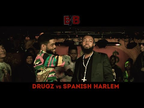 Drugz vs Spanish Harlem - Bring Ya Barz Battle League (Hosted by Norbes of URL)