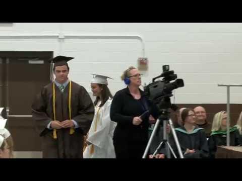Roger Bacon High School 2018 Graduation ceremony