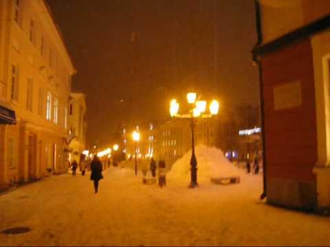 Tartu Winter Wonderland