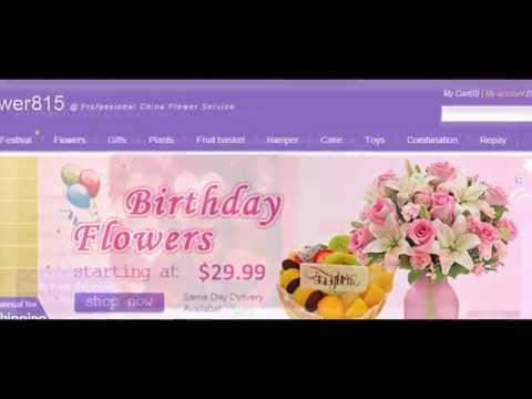 China shenzhen online flower shop delivery-www.chinaflower815.com