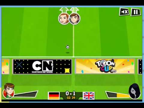 Lets Flash: #003 - Cartoon Network's: Toon Cup 2012 - YouTube