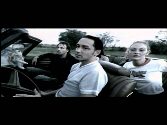DE/VISION - We fly...tonight (Official Video, 1998)