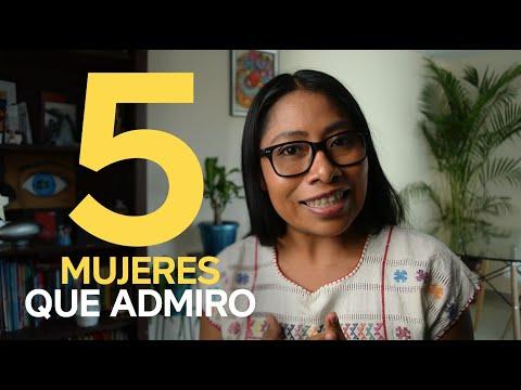 5 mujeres que admiro