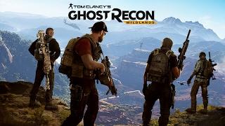 Tom Clancy s Ghost Recon Wildlands Кооператив в ЗБТ первые баги Взгляд изнутри
