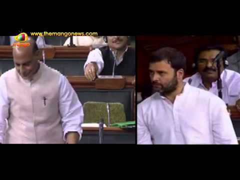 Rahul Gandhi Vs Rajnath Singh over scrapping Amethi Mega Food Park project