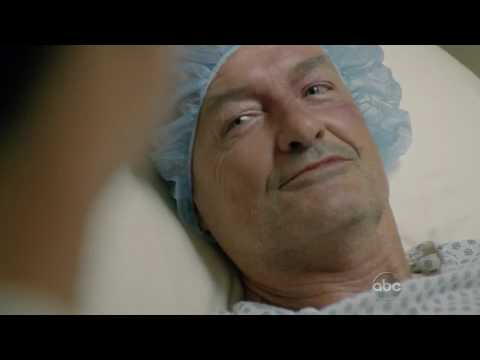 LOST: Jack talks to Locke before the surgery [6x17-18-The End]