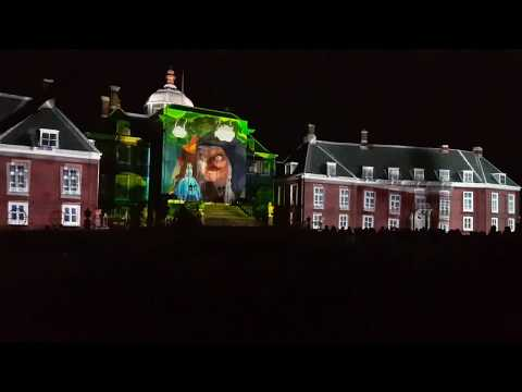 Palace Huis Ten Bosch - 3D Projection Mapping