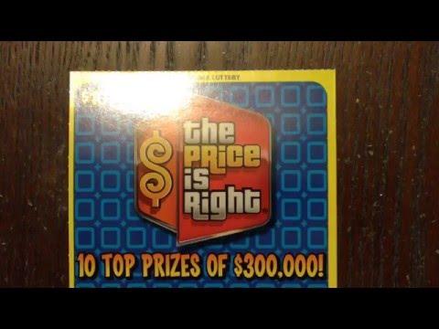Part 4 Pennsylvania Lottery Scratch Off Tickets
