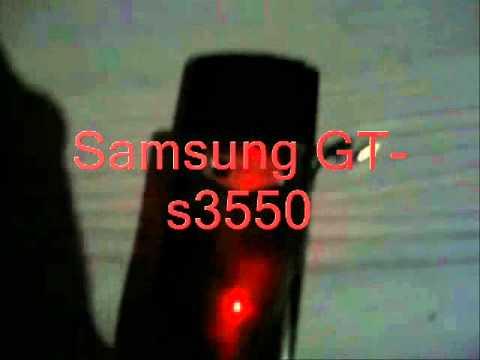 Który Lepszy Samsung GT-S3550 vs Nokia C2-02