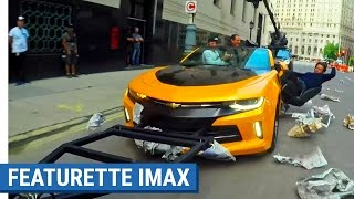 TRANSFORMERS : THE LAST KNIGHT - Featurette IMAX (VOST)