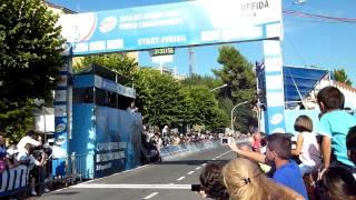 2010自転車ジュニア世界選手権(男子ロードフィニッシュ).MOV