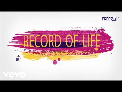 Harrysong - Record of Life [Lyric Video]