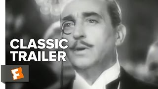Death Takes a Holiday Official Trailer #1 - Fredric March Movie (1934) Movie HD