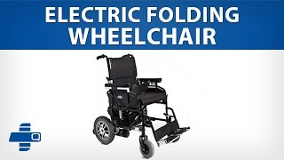 Electric Folding Wheelchair (563-1800)