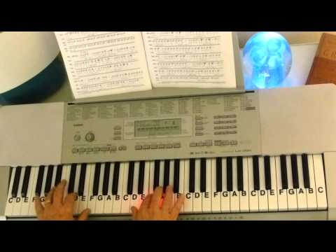 How To Play ~ Ikaw ~ Yeng Constantino ~ LetterNotePlayer ©