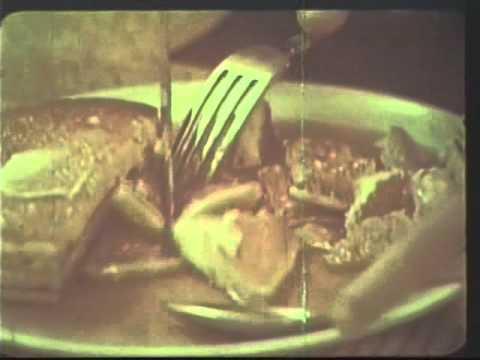Classic Aunt Jemima Commercial 1967