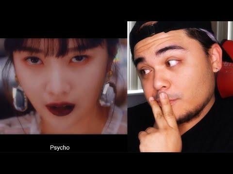 Red Velvet 레드벨벳 'Psycho' MV Reaction | EARLY XMAS GIFT!