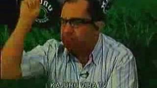 Jorge Kajuru detonando Luciano do Valle - na integra