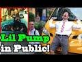 "LIL PUMP - ""Drug Addicts"" x ""Boss"" - SINGING IN PUBLIC!!"