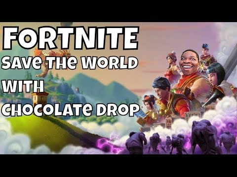 how to play with friends fortnite save the world