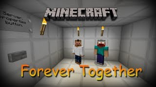 Minecraft  Forever Together Ep 1 - صوت العجوز الافريقي