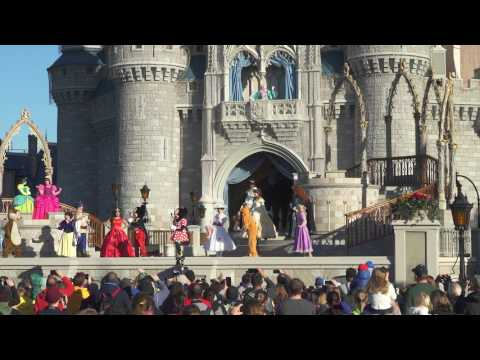 Let the Magic Begin - Magic Kingdom Welcome Show