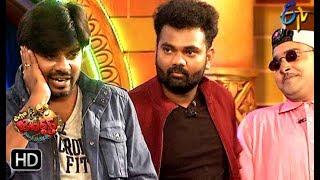 Sudigaali Sudheer Performance   Extra Jabardasth   6th September 2019     ETV Telugu