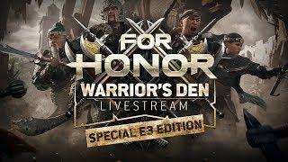 Warrior's Den Special E3 Edition - June 14th 2018