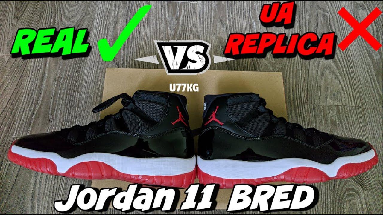 original jordan 11 bred