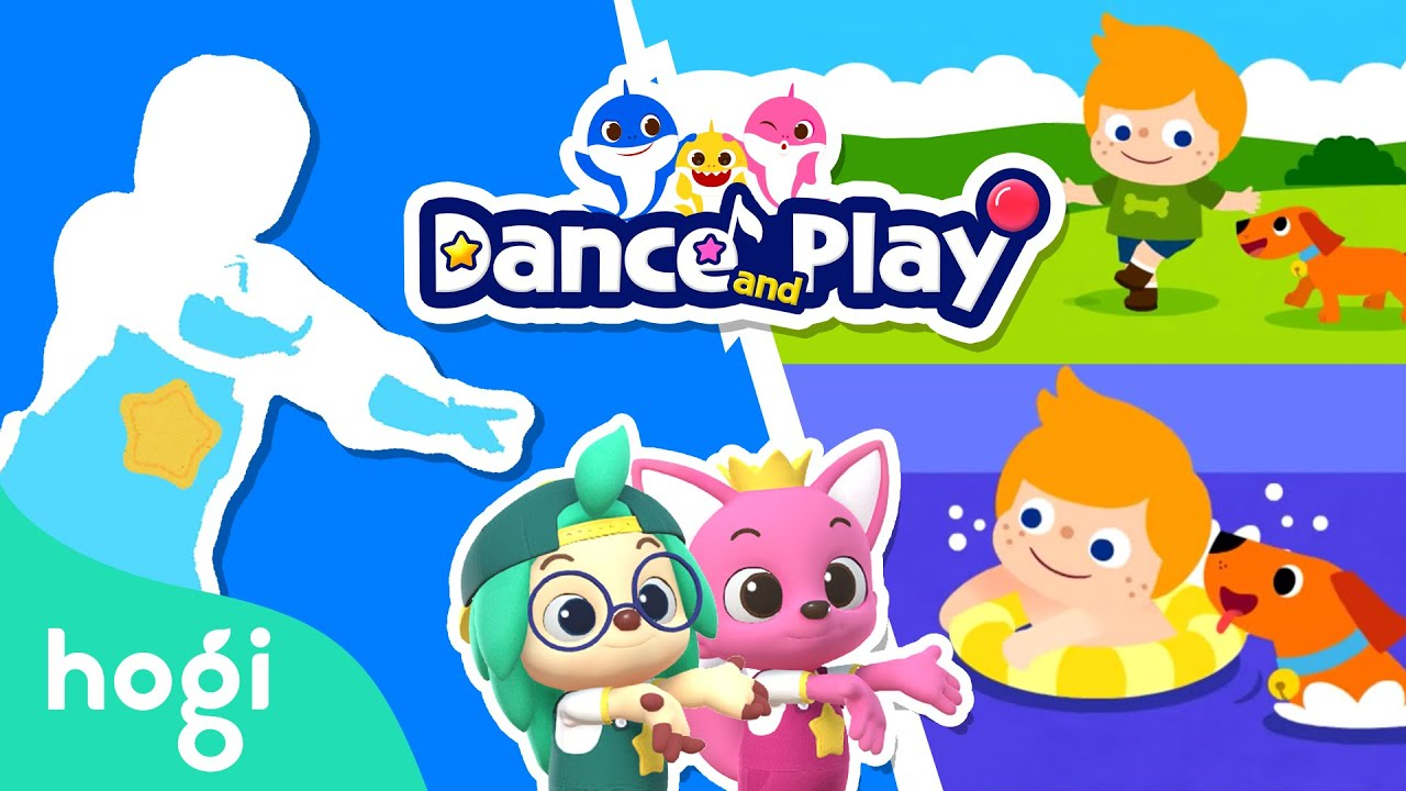 My Pet, My Buddy Dance and Play with Hogi | Learn Dance Moves Fun | Dance with Hogi