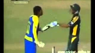 Cricket Biggest Fights with Pakistan