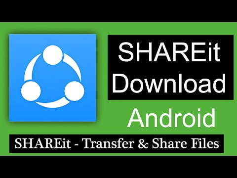 Shareit App Download For Android & Install - Best File Sharing App Ever!